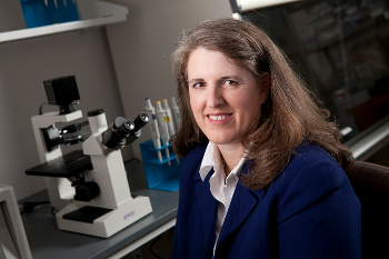 Jennifer West, the Fitzpatrick Family University Professor of Engineering at Duke, is internationally recognized for pioneering advances in nanotechnology and tissue engineering.