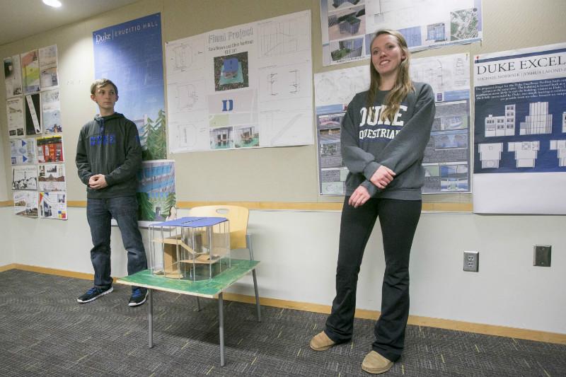 student building design
