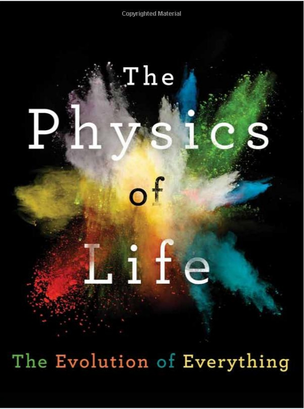 Physics of Life - Cover