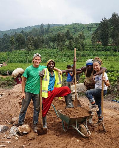 A Group of Duke Engineers for International Development
