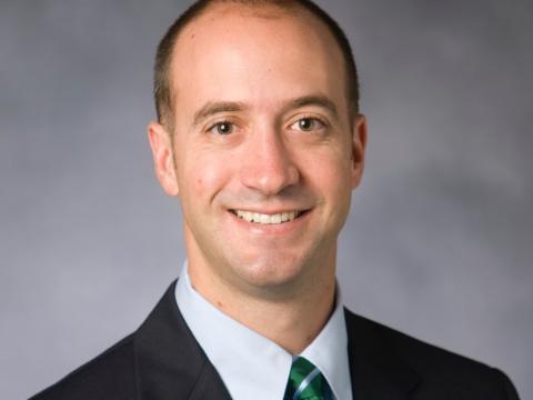 Lee Ferguson, assoc. prof. of environmental chemistry & engineering