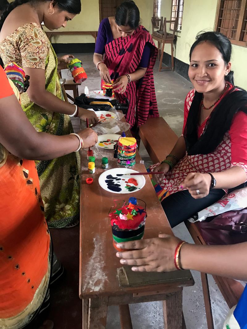 DukeEngage Kolkata program