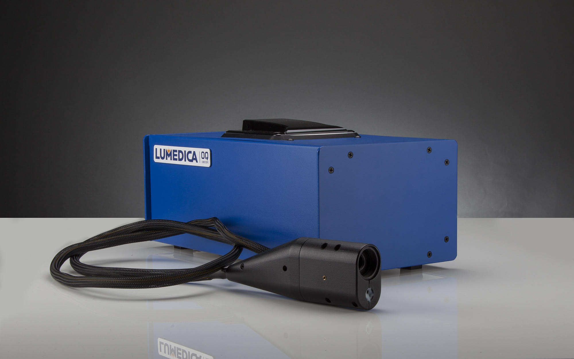 Lumedica's OQ LabScope is three to five times less expensive than the other portable OCT tools