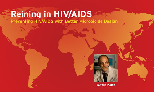 Reining in HIV/AIDS