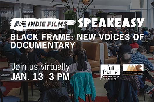 Black Frame: New Voices of Documentary