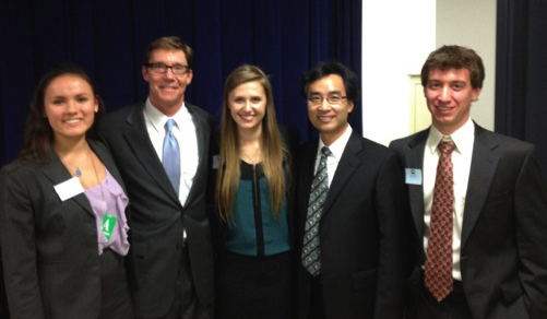 Duke group at White House BRAIN Conference