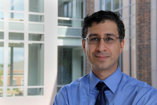 Farsiu Wins ARVO Foundation/Pfizer Ophthalmics Carl Camras