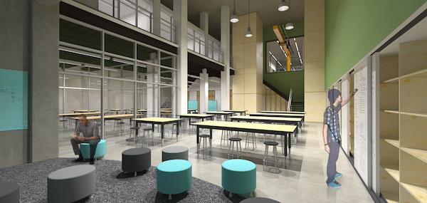 Innovation & Design Workspace