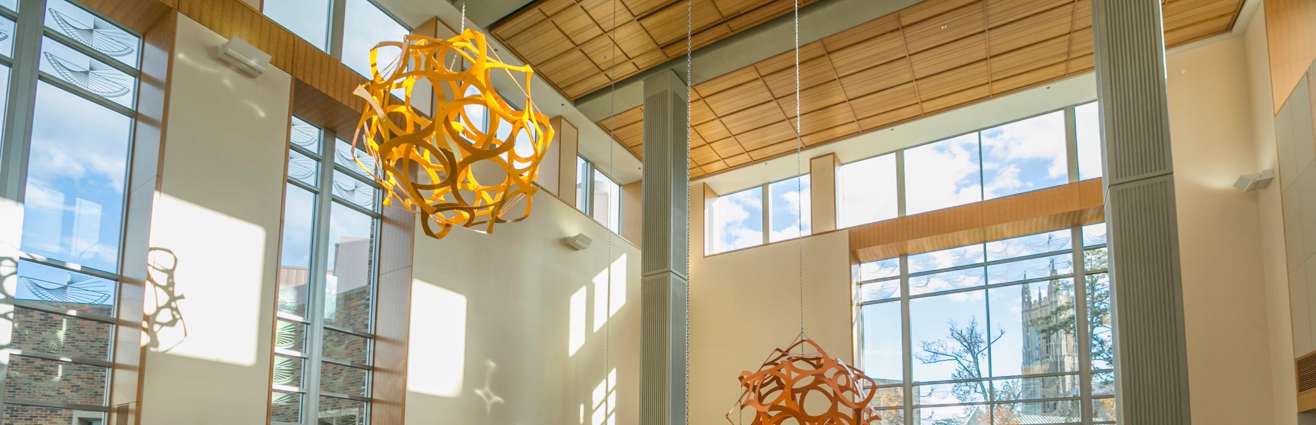 Fitzpatrick Center interior