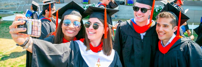 Commencement Weekend is May 10-12, 2019