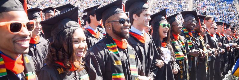 Duke Engineering graduates