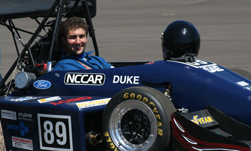 The Student Led Duke Motorsports Group Built A Car That Goes From 0 to 60 in 3.8 Seconds