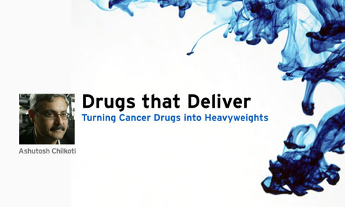 Drugs that deliver