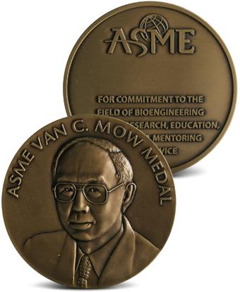 ASME Mow Medal