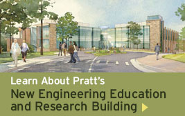 Learn About Pratt's New Engineering Education and Research Building