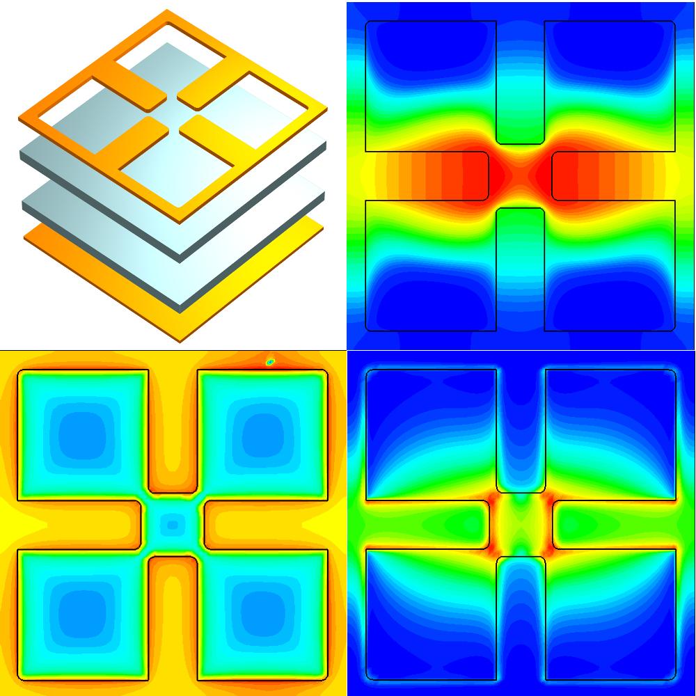 metamaterial infrared detector