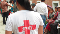 The Duke chapter supporting a regional hospital in Xela, Guatemala.