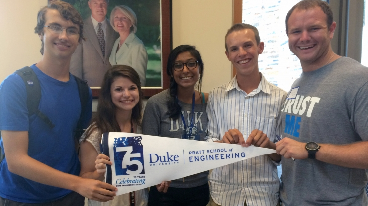 Why Duke? | Duke Biomedical Engineering