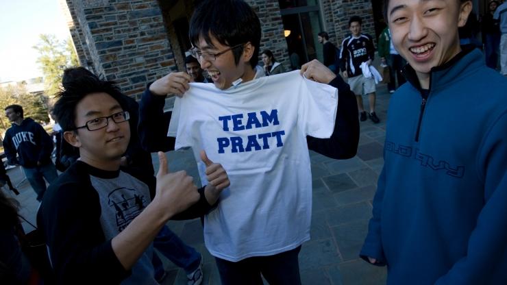 Team Pratt