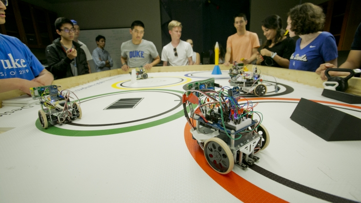ECE integrated design challenge