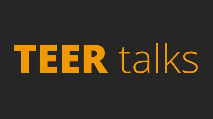 TEER talks graphic
