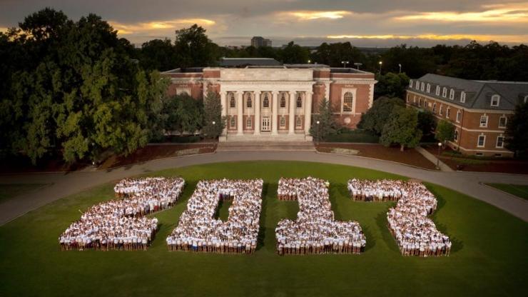 Duke University Class of 2017