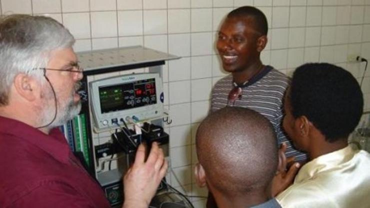 Engineering World Health demonstration