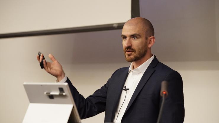 Nathan Kundtz, MS'08 electrical engineering, PhD'09 physics