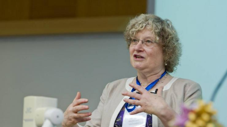 Professor Ingrid Daubechies