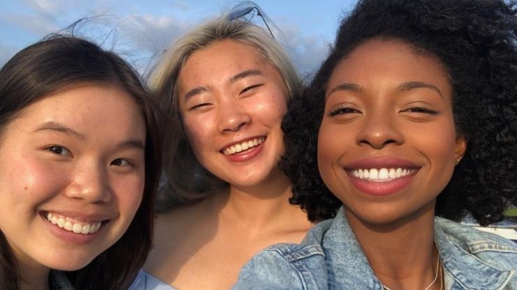 DTech Scholars in Seattle in 2019