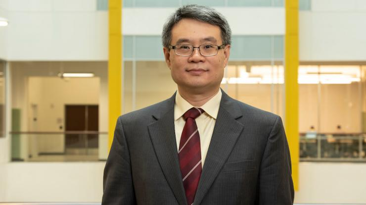 Duke ECE Associate Professor Yiran Chen