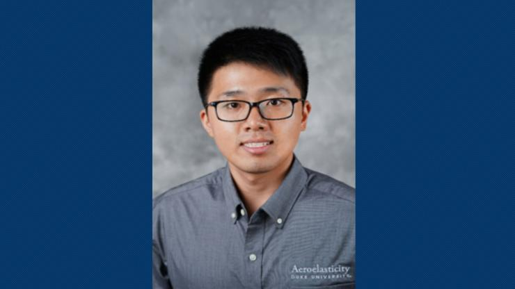 MEMS PhD student Zhiping Mao became Chair of the SAC at ASME