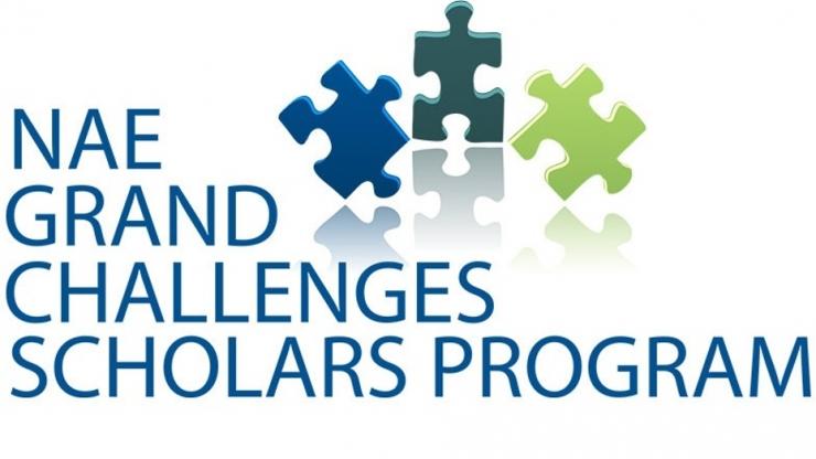 NAE grand challenges scholars logo