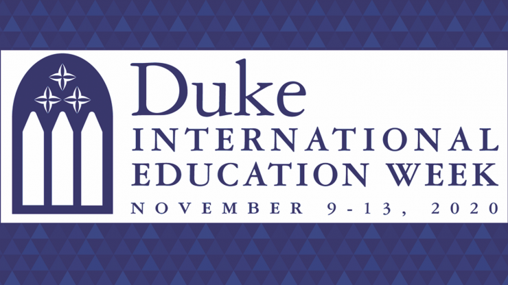 Duke International Education Week