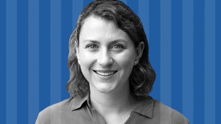 New faculty member Genevieve Lipp