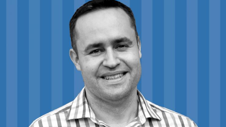 Eric Richardson, associate professor of the practice