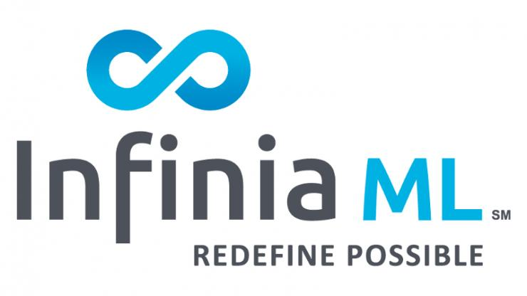 Logo for Infinia ML