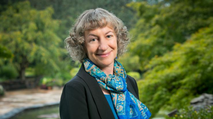 Nan Jokerst, the new Associate Dean for Strategic Initiatives