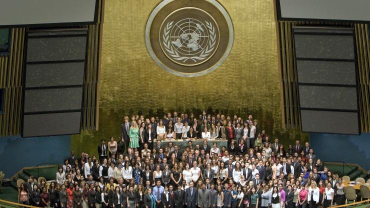 UN Interns