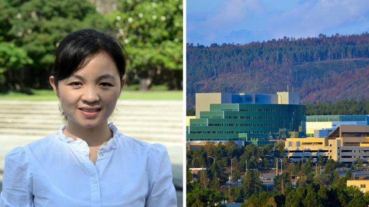 Zhiqin Huang / Los Alamos National Laboratory