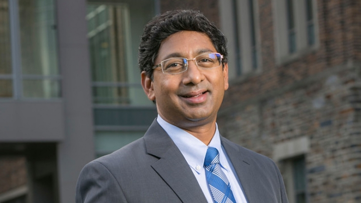 Ravi V. Bellamkonda, Vinik Dean of Engineering at Duke University