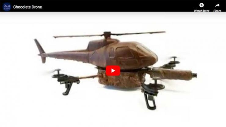 Chocolate Drone