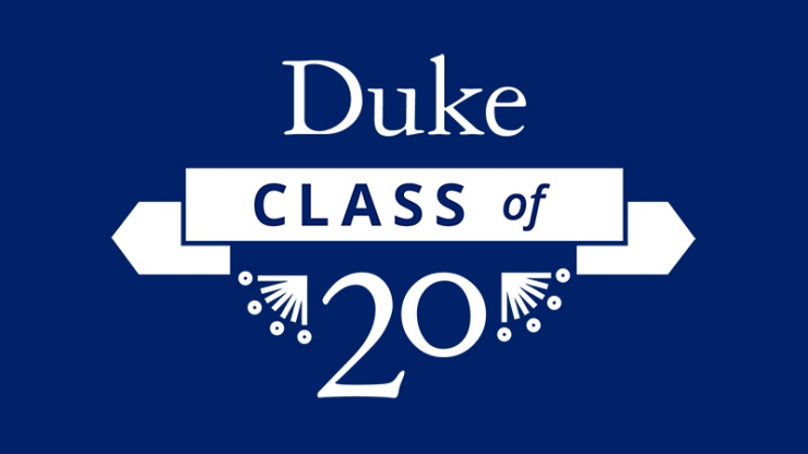 Duke Class of 2020 graphic
