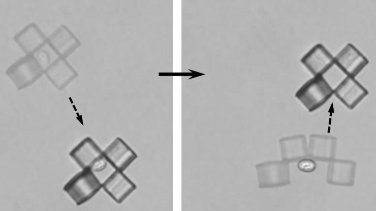 microbot origami