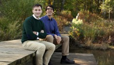 Ryan Calder and Mark Borsuk