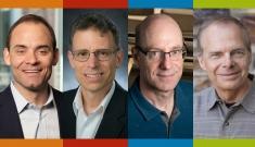 Charles Gersbach, David Mitzi, David Smith, Mark Wiesner