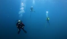 Howle group underwater