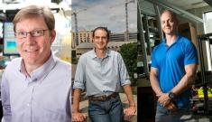 Warren Grill, Mark Palmeri and Ken Gall
