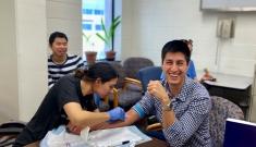 Phlebotomy training