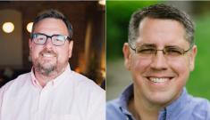 Bill Walker and Steve McClelland headshots